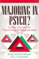 Majoring in Psych  Book PDF