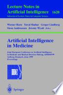 Artificial Intelligence in Medicine Book