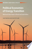 Political Economies of Energy Transition
