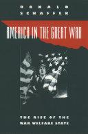America in the Great War