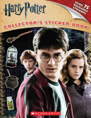 Harry Potter Collector s Sticker Book