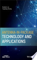 Antenna In Package Technology And Applications Book PDF