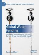 Global Water Funding