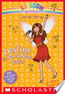 Rainbow Magic Special Edition Destiny The Rock Star Fairy Book PDF