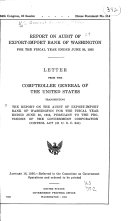 Audit of the Export Import Bank of the United States
