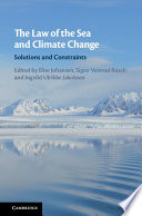 The Law of the Sea and Climate Change Book