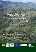 Agrobiodiversity Conservation Securing the Diversity of Crop Wild Relatives and Landraces [Pdf/ePub] eBook
