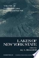 Ecology of the Lakes of East Central New York