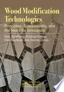 Wood Modification Technologies Book