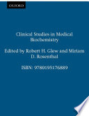 Clinical Studies in Medical Biochemistry Book