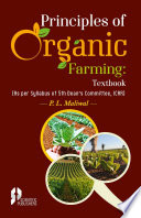 Principles of Organic Farming  Textbook