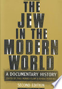 The Jew in the Modern World