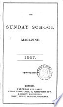 The Sunday School Magazine