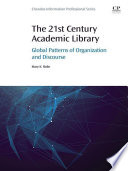 The 21st Century Academic Library Book