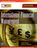 Cover of International Financial Mgmt 4E
