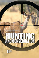 link to Hunting and conservation in the TCC library catalog
