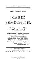 Marie & the Duke of H.: the daydream love affair of Marie Bashkirtseff