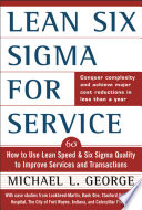 Lean Six Sigma For Service PDF