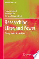 Researching Elites and Power
