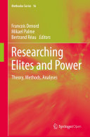 Pdf Researching Elites and Power Telecharger