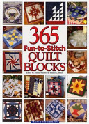 365 Fun To Stitch Quilt Blocks
