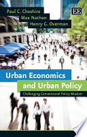 Urban Economics and Urban Policy