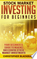 Stock Market Investing For Beginners Book