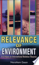 Relevance of Environment