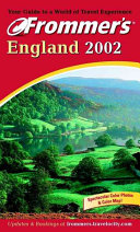 Frommer's England 2002