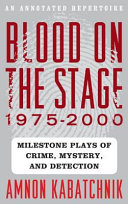 Blood on the Stage, 1975-2000 ebook