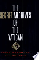 The Secret Archives of the Vatican