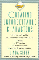 Pdf Creating Unforgettable Characters Telecharger