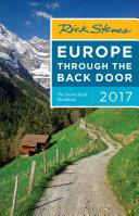 Rick Steves Europe Through the Back Door 2017