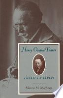 Henry Ossawa Tanner