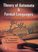 Theory of Automata & Formal Languages