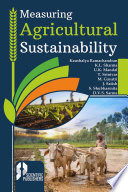Measuring Agricultural Sustainability Book PDF