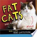 Fat Cats 2021 Calendar