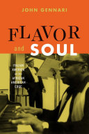 Flavor and Soul Pdf/ePub eBook