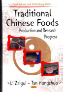 Traditional Chinese Foods Book PDF