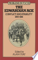 The Edwardian Age Conflict And Stability 1900 1914