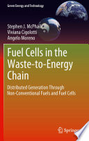 Fuel Cells in the Waste to Energy Chain