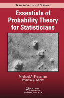 Essentials of Probability Theory for Statisticians [Pdf/ePub] eBook