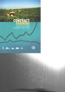 Contract Farming for Inclusive Market Access
