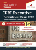 IDBI Executive Recruitment Exam 2020 | 15 Mock Test