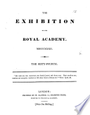 The Exhibition of the Royal Academy
