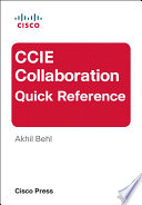 Ccie Collaboration Quick Reference Book PDF