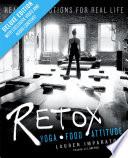 RETOX DELUXE Book
