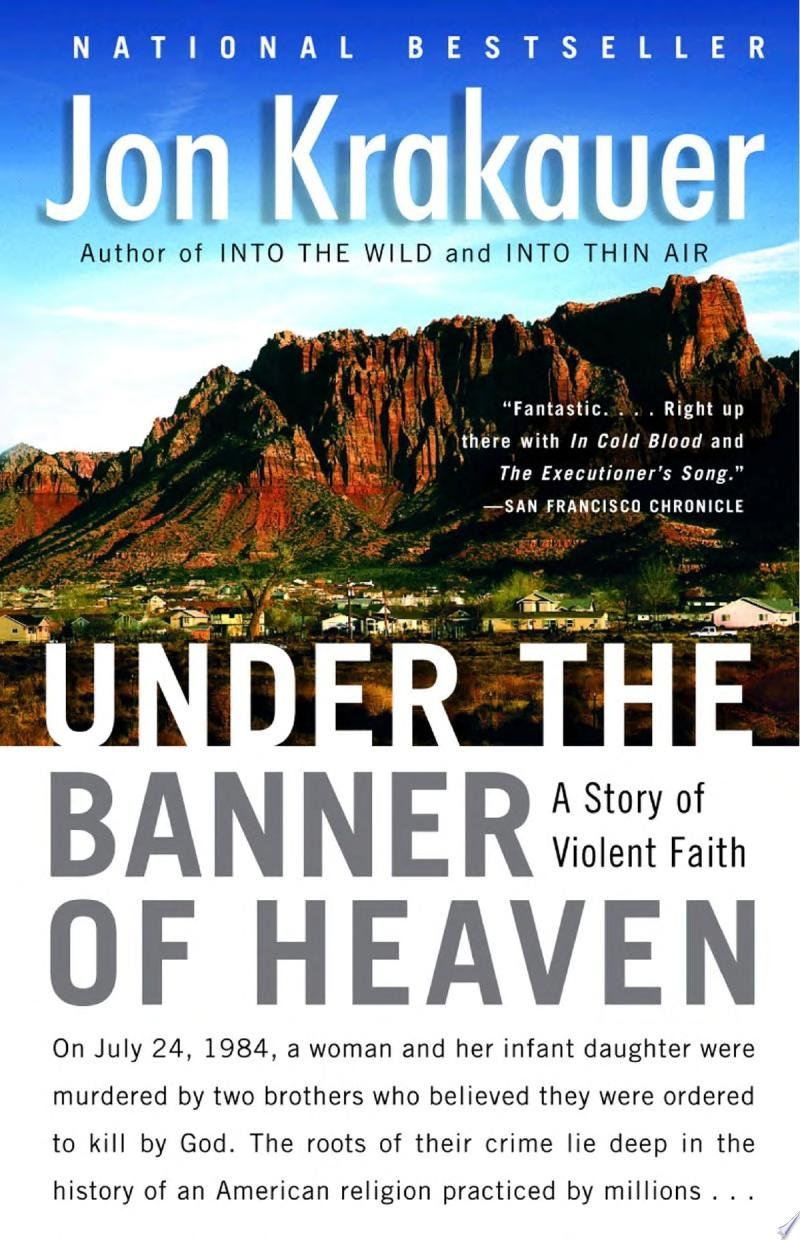 Under the Banner of Heaven image