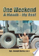 One Weekend a Month   My Ass  Book