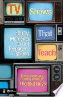 Tv Shows That Teach Book PDF